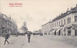 Serbie - Hongrie - Nagy-Kikinda - Postal Mark 1912 - Serbie