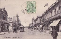 Amérique - Uruguay - Montevideo - Calle 18 De Julio - Postal Mark - Uruguay