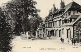 Lyons-la-Forêt - Le Frêne - Edition Crochet - Carte Non Circulée - Lyons-la-Forêt