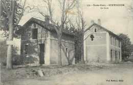 Fev14 972: Guewenheim  -  Gare - Daun