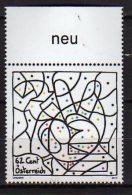 2014 Austria /Österreich - Draw Your Own Sign / Neu Zeichnen - Odd Stamp For Self Painting-  1v Paper -MNH** - Errori Sui Francobolli