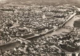 CT-N--00134  Firenze-Veduta Dall´aeroplano - Firenze