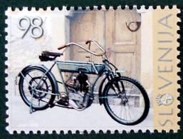 JANEZ PUH - MOTOCYCLETTE 2005 - NEUF ** - YT 468 - MI 536 - Slovenia