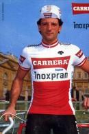 "SPORTS / CYCLISME     ""  EQUIPE  CARRERA        ""  GUIDO  BONTEMPI    ""      CPSM  10 X 15 - Cycling"
