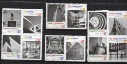 N135- USA  2005 - SC#: 3910 A-l - MNH - MODERN AMERICAN ARCHITECTURE- FACIAL VALUE  € 3.36 - United States