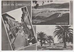 ^ ORBETELLO GIARDINI CORSO PRINCIPE AMEDEO VILLA PARTEMI GROSSETO DUOMO VEDUTE  182 - Grosseto