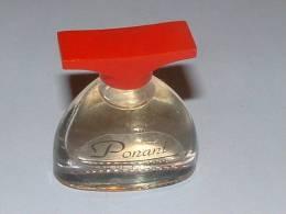 Miniature De Parfum Pleine 5ml - Ponant - CHARRIER - (sans Boite) - Miniatures Womens' Fragrances (without Box)