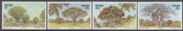 VENDA, 1982 TREES 4 MNH - Venda