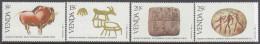 VENDA, 1982 WRITING 4 MNH - Venda