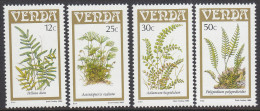 VENDA, 1985 FERNS 4 MNH - Venda