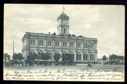 Cpa De Russie Gare De Chemin De Fer Nicolas 1  BOR18 - Russie