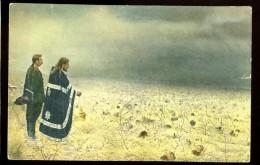 Cpa Russie Galerie Trétiakoff -- Les Vaincus Verestchagine  BOR18 - Russie