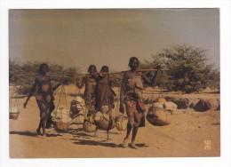 R�publique du Tchad Pr�fecture du GUERA MONGO sur la Route du March� en 1987