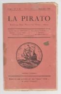 Magazine La Pirato In Esperanto From September 1934 - Revuo La Pirato De Septembro 1934 - Oude Boeken