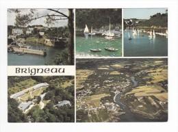 29 Centre Nautique De Rosbras Brigneau En 1987 Voiliers Régates Moëlan Sur Mer - Moëlan-sur-Mer