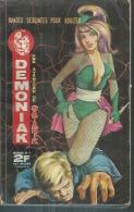 DEMONIAK  N° 5  -  DE POCHE  1967 ( SATANIK ) - Formatos Pequeños