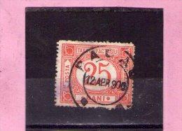 1898 - Colis Postaux / Paketmarken Mi No 3 Et Yv No 3  Filigrane P.R. - Paquetes Postales