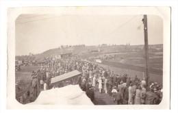 Bahnrennen Foto Um 1920 , Motorradrennen , Motorrad , Moto !!! - Motorräder