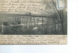 MILWAUKEE: Wells Str. Viaduct, Précurseur 1905 - Milwaukee