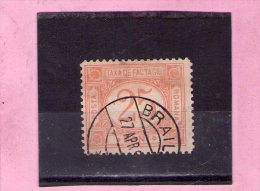 1905 - Colis Postaux / Paketmarken Mi No 4 Et Yv No 4 Sans  Filigrane  (owz) - Paketmarken