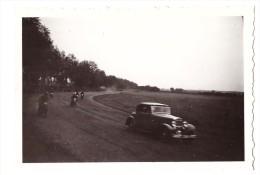 Foto Bahnrennen Um 1940 , Altötting , Motorradrennen , Motorrad , Grasbahn , Sandbahn , Speedway , Moto !!! - Motorräder