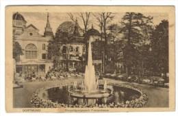 CPSM DORTMUND (Allemagne-Rhénanie Du Nord Westphalie) - Vergnugungspark Fredenbaum - Dortmund