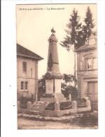 CPA Dép 25  Goux Les Usiers  Monument  Non Circulée - Non Classés