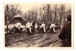 Foto Motorradrennen , Gotha 1935 , Arno Nacke , Motorrad , Grasbahn , Sandbahn , Enduro , Geländefahrt , Moto Cross !!! - Motorräder