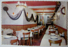 ESPAGNE - CATALUNA - SAN FELLU DE GUIXOLS - Pension Isern, Restaurante - Spain