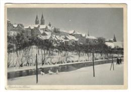 CPSM FRITZLAR (Allemagne-Hesse) - Fritzlar Im Schnee - Fritzlar