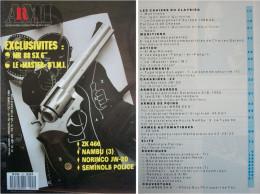 REVUE ARMI N° 101 Magazine International Des Armes - Revues & Journaux