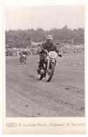 7. Sandbahnrennen In Scheeßel 1956 , Motorrad , Sandbahn , Speedway , Grasbahn , Moto Cross !!! - Motorräder