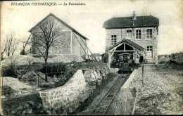 Le Funiculaire De Besançon (25) - (CPA) - Besancon