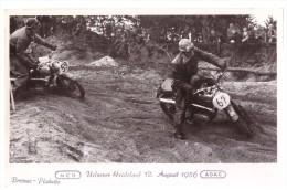 Geländefahrt Uelzen 1956 , ADAC , Motorrad , Sandbahn , Speedway , Grasbahn , Moto Cross !!! - Motorräder