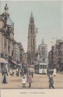 Antwerpen  Le Canal Au Sucre     Tram            Scan 7007 - Antwerpen