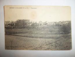 2txj - CPA  - BOISSY L´AILLERIE - Panorama -  [95] - Val D´Oise - Boissy-l'Aillerie