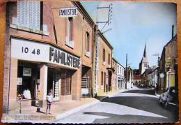 Cpsm ARGENT SUR SAULDRE 18 Rue De Clémont - - Argent-sur-Sauldre