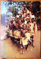 Cpsm VANUATU - Nouvelles Hébrides - Tanna : Le Toka - Vanuatu