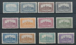 1921/23. Parlament Line With Triple Holes :) - Used Stamps