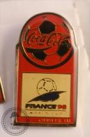 Coca Cola  France 1998 FIFA World Cup - Pin Badge  - #PLS - Coca-Cola