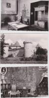 14 / 4  /  41  - Lot  De  9  CPSM  DU  CHÂTEAU  DE  LA  ROCHE  DE  L'HOSPITAL  - Toutes Scanées - Postcards