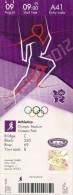 Ticket Olympic, London 2012. - Tickets - Entradas