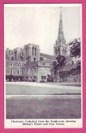 PC9478 Chichester Cathedral, Hampshire, Bishop's Palace And Four Towers. - Other