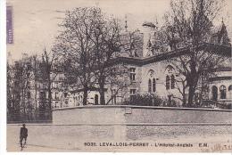 23536 LEVALLOIS PERRET L' Hopital Anglais  Rue Voltaire -6038 EM -
