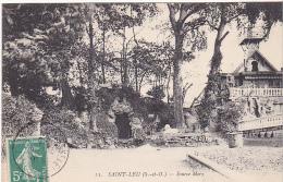 23539 SAINT LEU . SOURCE MERY. - 13 E Le Deley Paris - Saint Leu La Foret