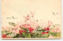 C. Klein - Fleurs Et Papillons - Meissner & Buch - Klein, Catharina