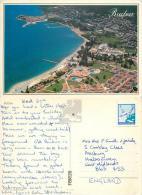 Budva, Montenegro Postcard Posted 1990s Stamp - Montenegro