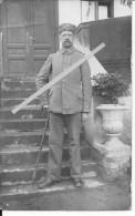 Réserviste Allemand Saarbruck Saarbrucken 1carte Photo 1914-1918 14-18 Ww1 WwI Wk Poilus - War, Military