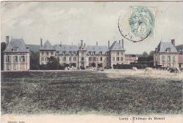 23544 LARDY Chateau De Mesnil - Cheramy Lardy -colorisée