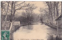 23545 LARDY La Juine Au Moulin Goujon  - Ed 11 Vve Thomas Etampes -